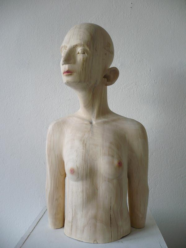Ilka Rautenstrauch: Buga-Skulptur
