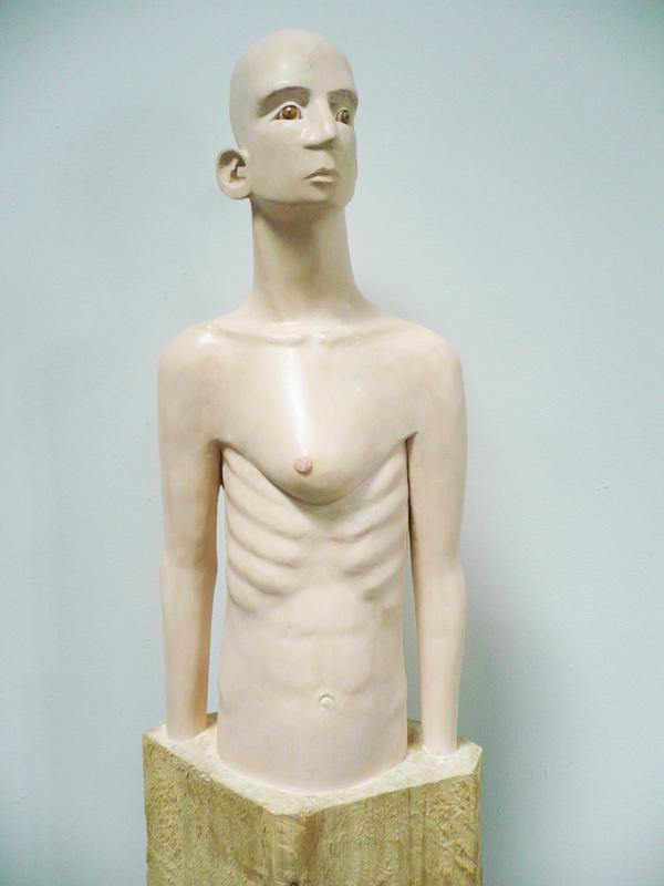 Rautenstrauch: Skulptur 2012