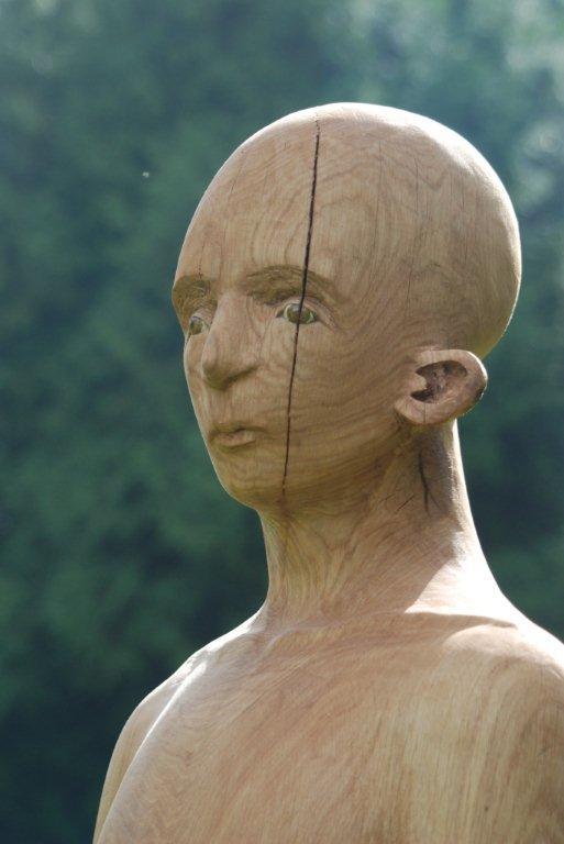 Skulptur Ilka Rautentrauch 2015